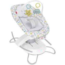 Fisher-Price, Babywippe, Babywippe 2-in-1-Glider mit Smart Connect
