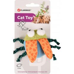 Kattenspeelgoed Kever 13 cm  Per stuk