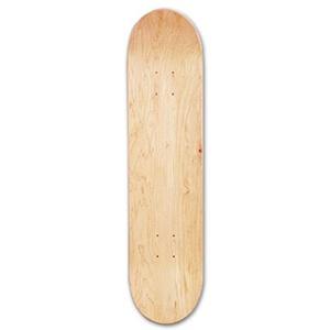 Vaorwne 8 Zoll 8 Schicht Ahorn Blank Doppelt Concave Skateboards NatüRliche Skate Deck Board Skateboards Deck Holz Ahorn