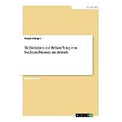 Maßnahmen zur Behandlung von Suchtproblemen im Betrieb. Sascha Mayer  - Buch