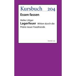 Lagerfeuer.: eBook von Heike Littger
