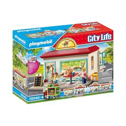 Playmobil® Spielfigur PLAYMOBIL® 70540 Mein Burgerladen