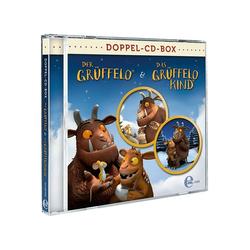 Der Grüffelo - Grüffelo-Doppel-Box (CD)