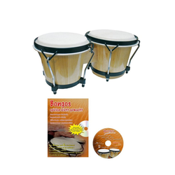 Clifton Bongo Clifton - Bongo Set, (Set, 4 tlg)