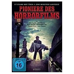 Pioniere des Horrorfilms - DVD  Filme