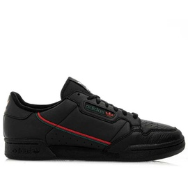 adidas Continental 80 black-red-green/ black, 44
