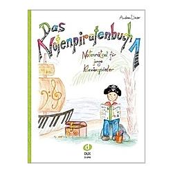 Das Notenpiratenbuch - Buch