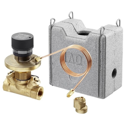 Oventrop Differenzdruckregler Hycocon DTZ PN 16, 250-600 mbar DN 15, 1/2