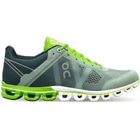 On Cloudflow moss / lime 42.5