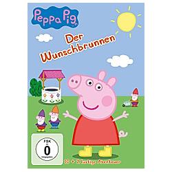 Peppa Pig - Der Wunschbrunnen - DVD  Filme