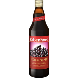 RABENHORST Holundersaft 700 ml