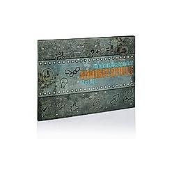 Adventskalender Knobelspiele Metall - Kalender