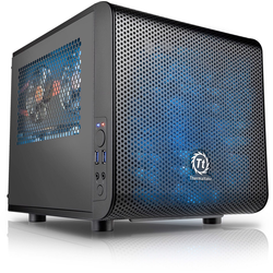 Kiebel Cube Gaming-PC (AMD Ryzen 3, Radeon Vega, 16 GB RAM, 1000 GB HDD, 512 GB SSD, Luftkühlung, WLAN)