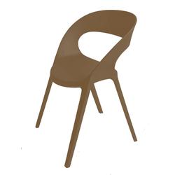 Krzesło Carvi brązowe