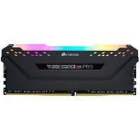 Corsair Vengeance RGB PRO 16GB (2x8GB) C18 - DDR4 - 16 GB: 2 x 8 GB