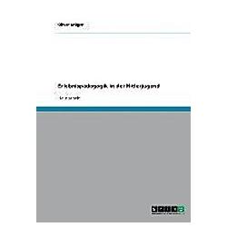 Erlebnispädagogik in der Hitlerjugend. Oliver Krüger  - Buch
