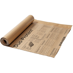 PARADOR Trittschalldämmung Duo Protect, 10 m², 2,9 mm Stärke braun