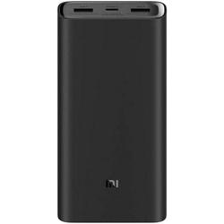 Xiaomi Xiaomi Mi Power Bank 3 Pro 45W QC3.0 Schnellladung 20000mAh Externer Akku 2x USB 1x Typ-C für alle Smartphones und Laptop USB-C Powerbank