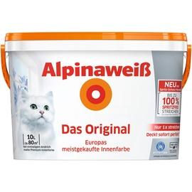 Alpina Alpinaweiß Das Original 10 l matt