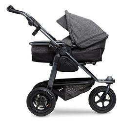 tfk Kombi-Kinderwagen mono, ; Kinderwagen grau