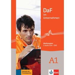DaF im Unternehmen A1