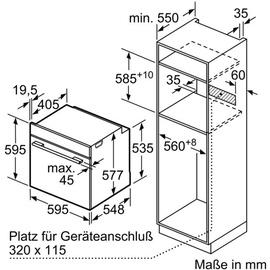 Bosch HSG636BW1