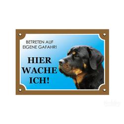 Nobby Warntafel Rottweiler
