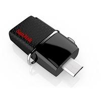 SanDisk Ultra Dual 256GB USB 3.0 schwarz
