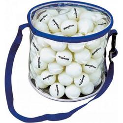 Bandito Tischtennisbälle 1-Star - 100 Stück - weiß