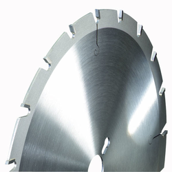 Hartmetall Kreissägeblatt 500 x 30 x 4,0 mm, 36 Zähne