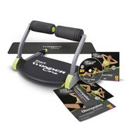 Media Shop Trainingsgerät Wonder Core Smart schwarz/gelb (M8884)