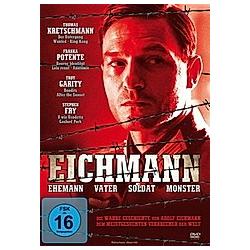 Eichmann - DVD  Filme