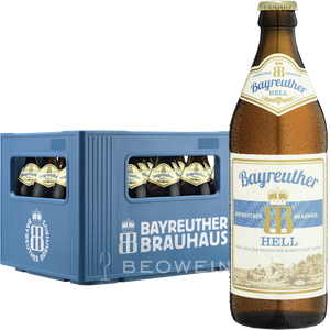 Bayreuther Hell 20x0,5 l