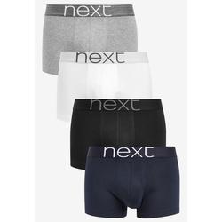 Next Hipster Boxershorts, 4er-Pack (4 Stück) XS