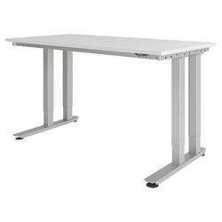 RINO 16 S | 160x80 | Schwerlast-Tisch - Grau