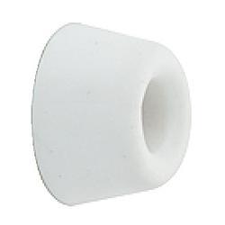 Häfele Gummipuffer 20 x 10mm weiß