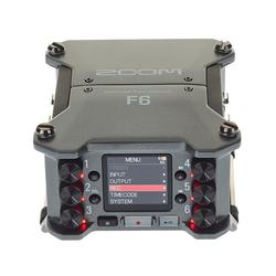 ZOOM F6 Audio-Rekorder