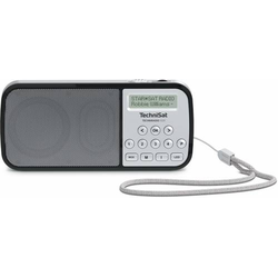 TechniSat DAB+ Taschenradio TECHNIRADIORDR si