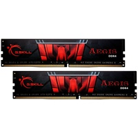 G.Skill Aegis 16GB Kit DDR4 PC4-24000 (F4-3000C16D-16GISB)