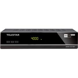 TELESTAR DIGIO 33i HD+ Satellitenreceiver (LAN (Ethernet)