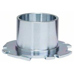 Bosch Accessories Kopierhülse für Bosch-Oberfräsen, mit Schnellverschluss, 30mm 2609200142 Durchm