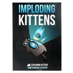 Asmodee Spiel, Asmodee Exploding Kittens - Imploding Kittens