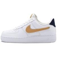 Nike Men's Air Force 1 '07 LV8 white-beige/ white, 47.5