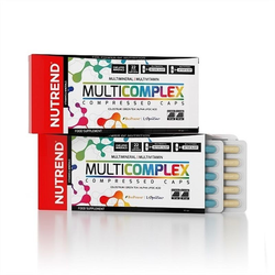 Nutrend Multicomplex Compressed 60 Kaps.