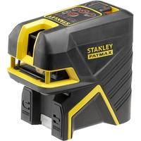 Stanley FATMAX Kreuzlinien- & 5-Spotlaser - rot