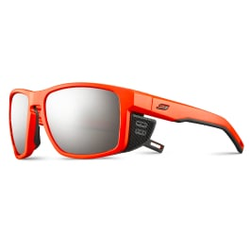 Julbo - Shield Orange Fluo / Noir Sp4 - Sonnenbrillen