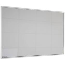 Vasner Infrarotheizung Zipris S 900, 900 W, Spiegelheizung mit Chrom-Rahmen