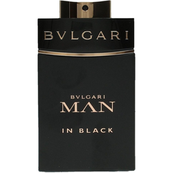 BVLGARI Eau de Parfum Man in black