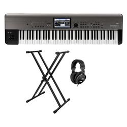 Korg Krome EX 73 Synthesizer Set