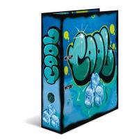 Herma Motivordner Graffiti Cool A4 70 mm